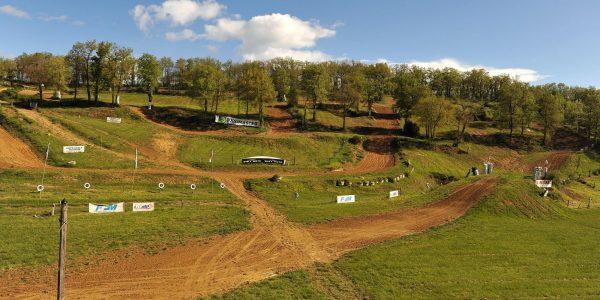 Circuit de Motocross de MC de l'Armagnac à Auterrive (32)