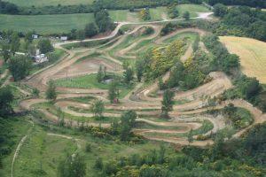 Circuit de Motocross Jean Gélis à Bruguières (31)