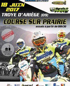 Championnat de Ligue de Course sur prairie