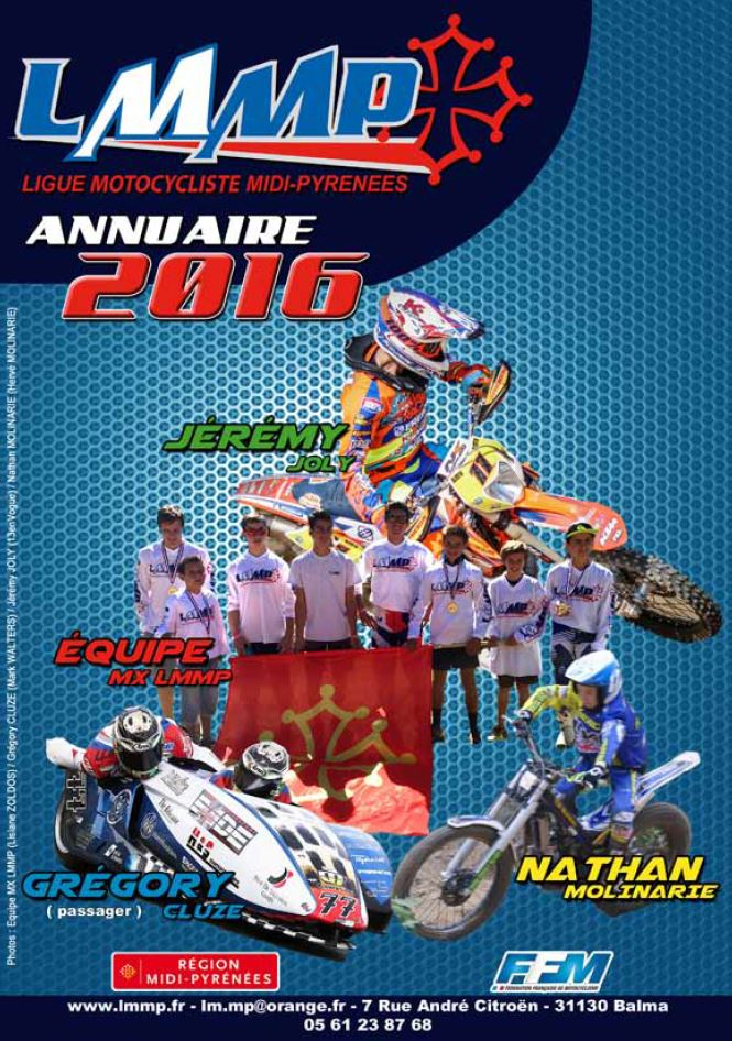 Annuaire LMMP 2016