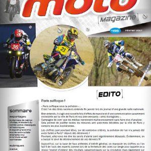 France Moto Magazine 499 Février 2017