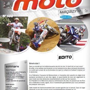 France Moto Magazine 500 Mars 2017
