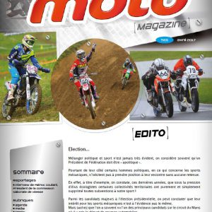 France Moto Magazine 501 Avril 2017