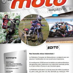 France Moto Magazine 506 octobre 2017