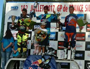 Hugo Roussaly 3e en MX1 !