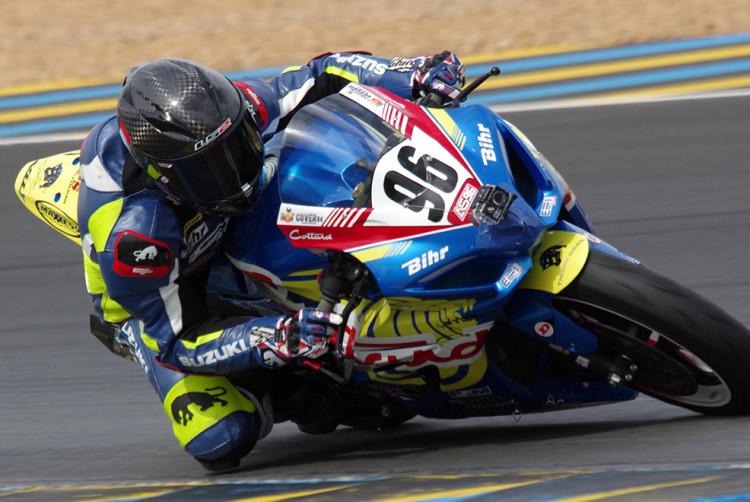 Alex SARRABAYROUSE au Promosport au Mans.