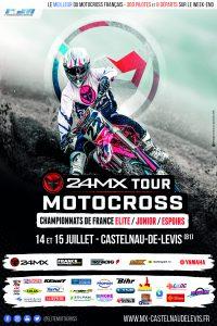 Finale du 24MX à Castelnau-de-Levis