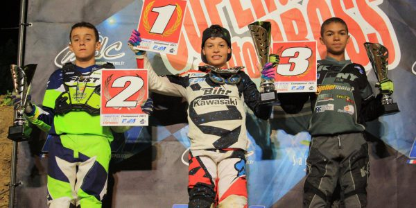 Baptiste BORDES Vice-champion de France de Supercross !