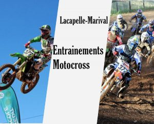 Entraînement à Lacapelle Marival !