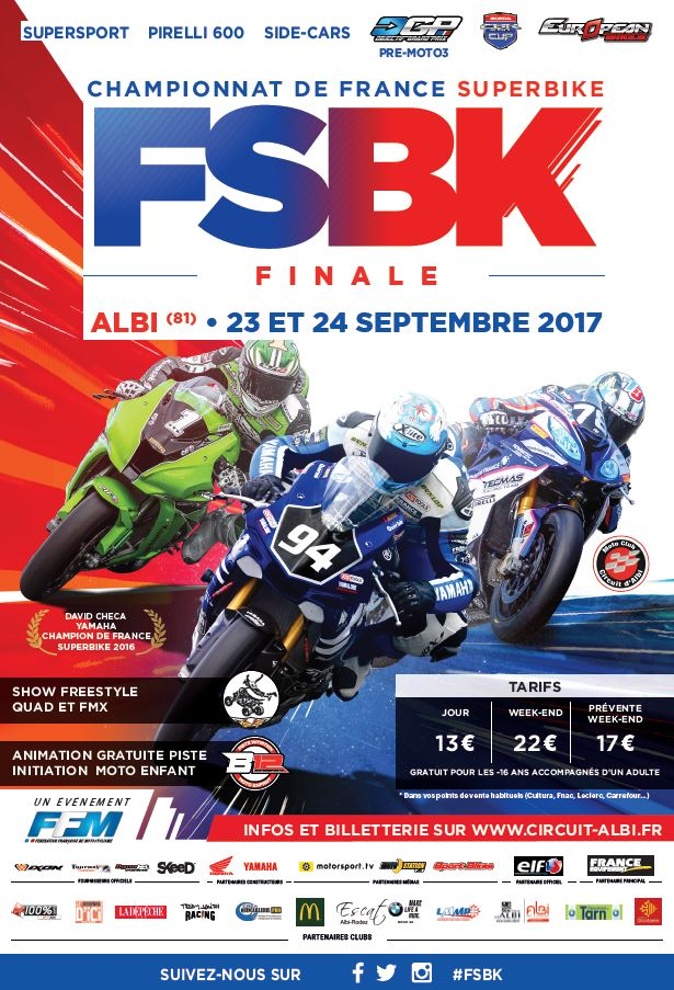 fsbk la finale albi ce weekend ligue motocycliste occitanie site officiel. Black Bedroom Furniture Sets. Home Design Ideas