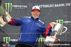 Pascal FINOT remporte le MX des Nations !