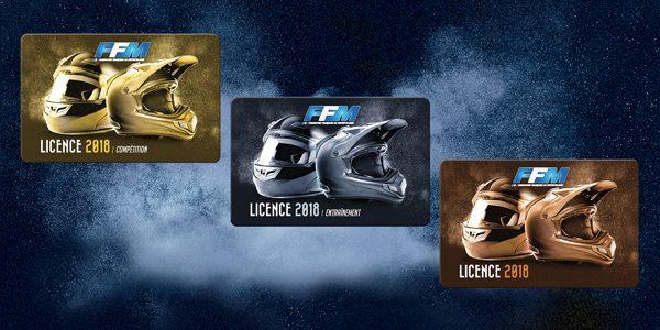 Licence FFM 2018 : c'est parti !