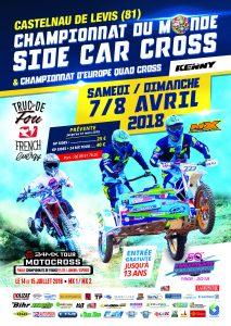 07/04/2018 : Motocross à Castelnau-de-Levis