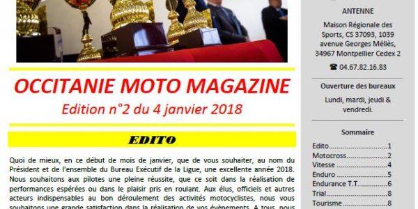 Occitanie Moto Magazine n°2