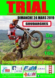Dimanche 24 mars à Goudargues (30)
