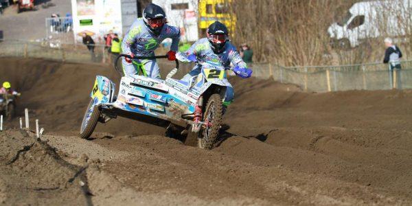 Grand Prix de Sidecar Cross à Castelnau-de-Levis