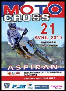 Dimanche 21 avril à Aspiran (34)