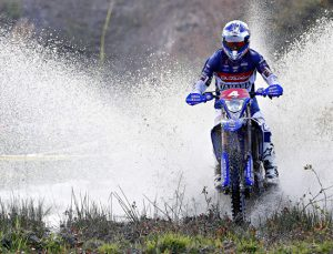 Enduro GP : Loic Larrieu sur le podium