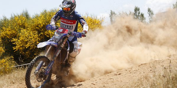 Enduro GP : Loic Larrieu souffre moins