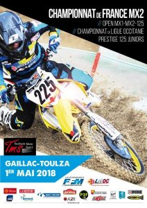 01/05/2018 : Motocross à Gaillac-Toulza (31)