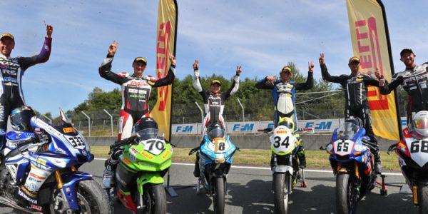 Promosport : 6 podium en 2018 !