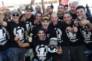 4 titres et 4 podium en FSBK