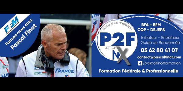 Pascal Finot Formation