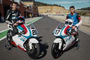 Objectif Moto 3 avec 2 pilotes LMOC