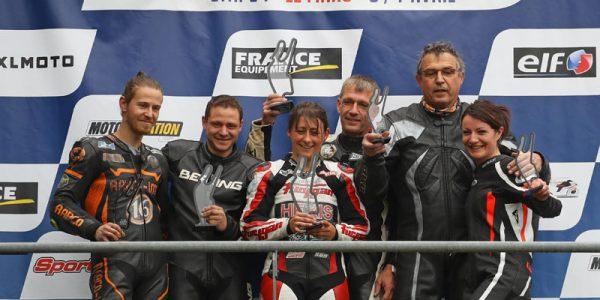 Des podium au Mans