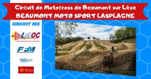 Circuit de Motocross de Beaumont sur Lèze