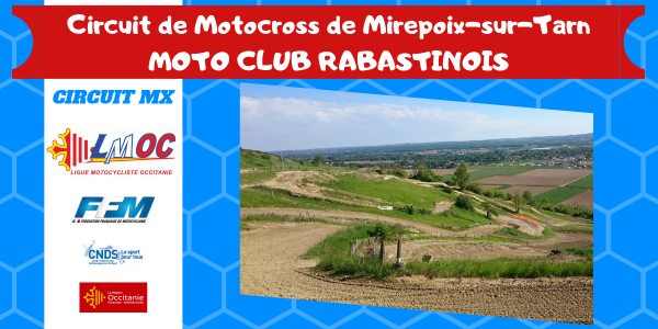 Circuit de Motocross de Mirepoix-sur-Tarn