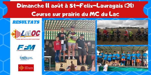 Dimanche 11 août à St-Felix-Lauragais (31)