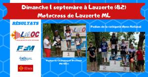 Dimanche 1 septembre à Lauzerte (82)