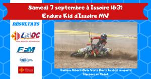 Samedi 7 septembre à Issoire (63)