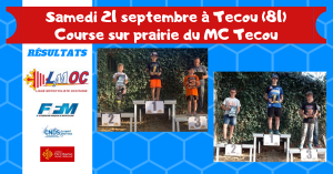 Samedi 21 septembre à Tecou (81)