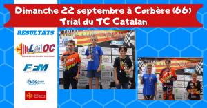 Dimanche 22 septembre à Corbère (66)