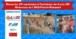 Dimanche 29 septembre à Castelnau-de-Levis (81)