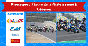 Promosport : l'heure de la finale a sonné à Lédenon