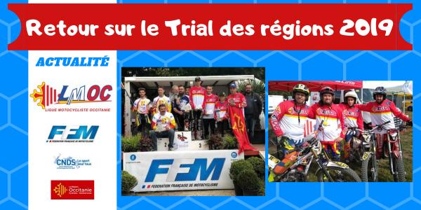 Retour sur le Trial des régions 2019