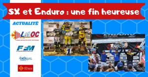 SX et Enduro : une fin heureuse
