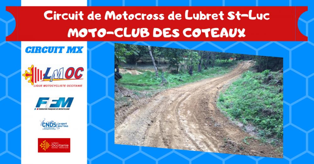 Circuit Du Luc Calendrier 2021 Circuit de Motocross de Lubret St Luc   LIGUE MOTOCYCLISTE