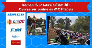 Samedi 5 octobre à Fiac (81)