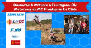 Dimanche 6 Octobre à Frontignan (34)