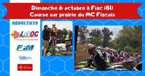 Dimanche 6 octobre à Fiac (81)