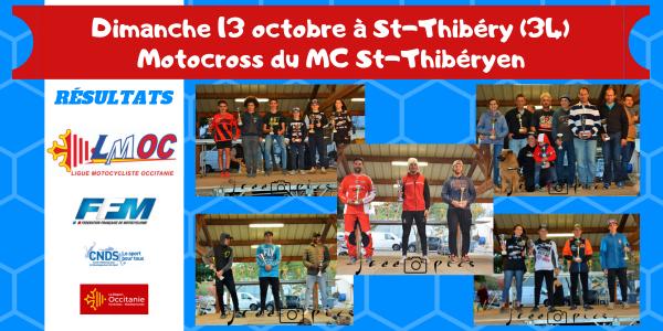 Dimanche 13 octobre à St-Thibéry (34)