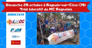 Dimanche 20 octobre à Bagnols-sur-Céze (30)