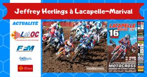 Jeffrey Herlings à Lacapelle-Marival