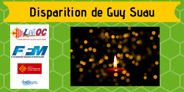 Disparition de Guy Suau