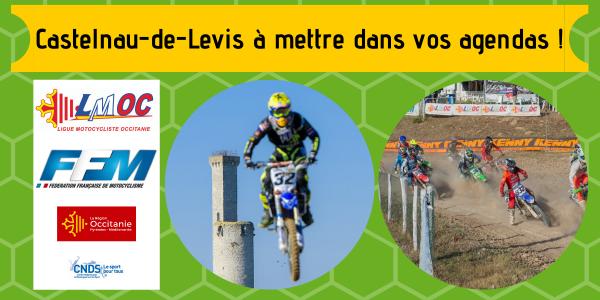 Castelnau-de-Levis à mettre dans vos agendas !