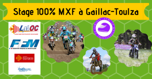 Stage 100% MXF à Gaillac-Toulza